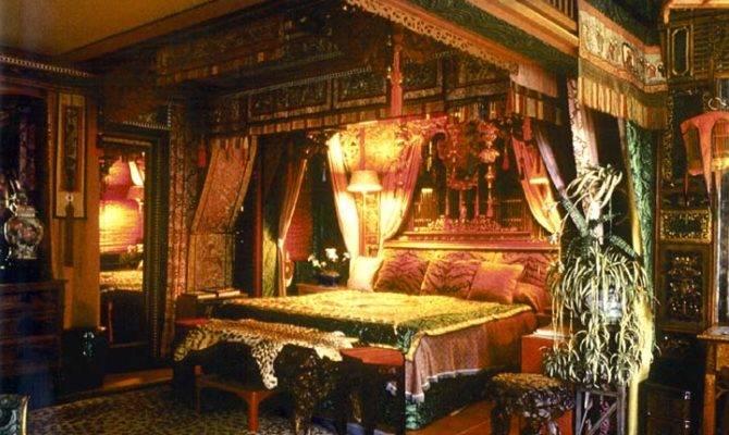 Gothic Victorian Bedrooms Bedroom Ideas