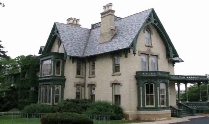 Gothic Victorian House Plan Inspirational Revival
