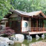 Grabill Windows Doors Asian Inspired Tea House
