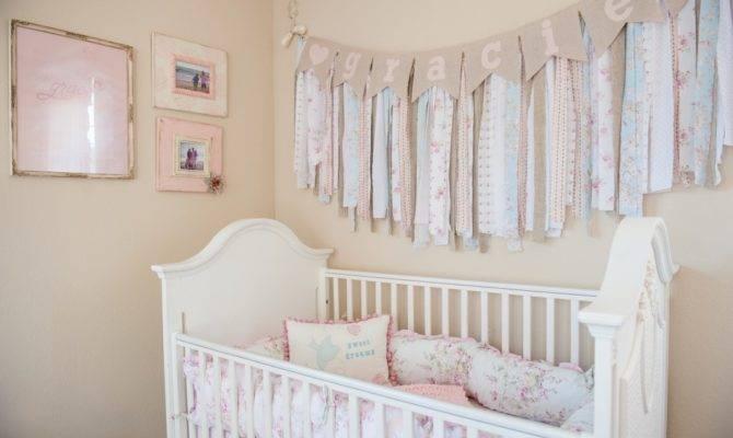 Gracie Shabby Chic Nursery Project
