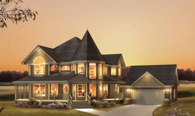 Grande Victorian Home Plan House Plans More