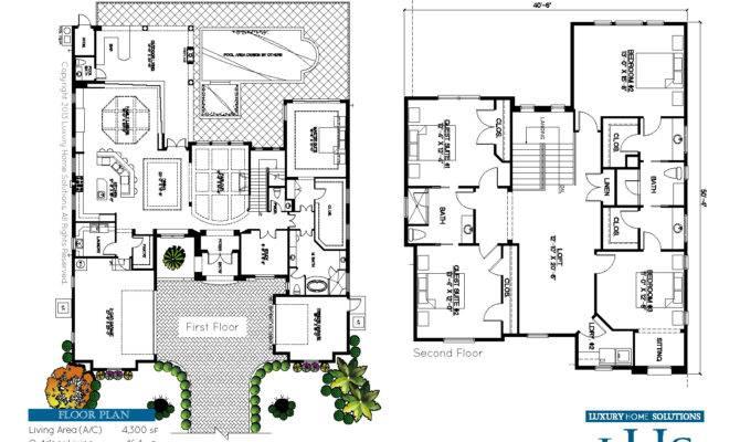 Grandfloridian Floorplan