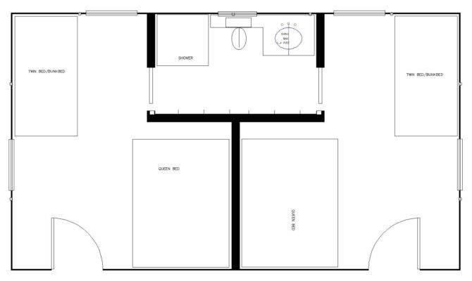 Grasham House Layout Model Warfieldfamily