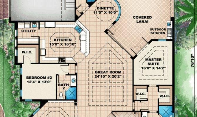 Great Corner Lot Floor Master Suite