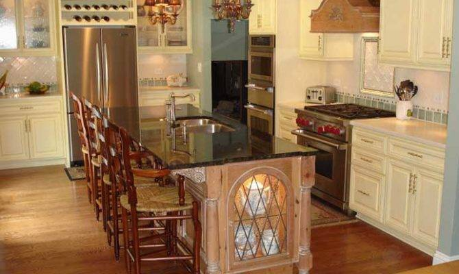 Great French Country Kitchens Kitchen Style