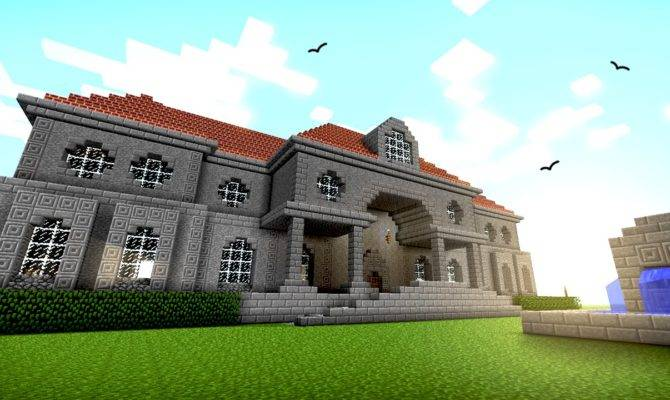Great House Ideas Designs Minecraft Youtube House Plans 26290