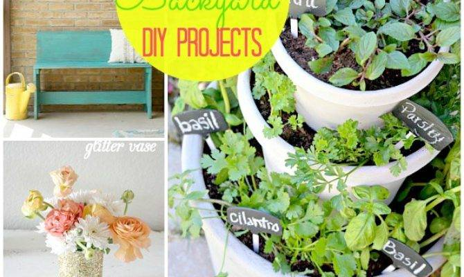 Great Ideas Backyard Projects Spring