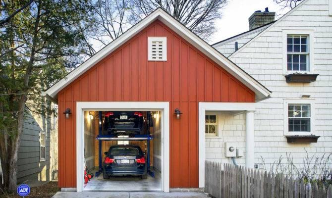Great Ideas Car Garage Living Space Above Plans House Plans 108248