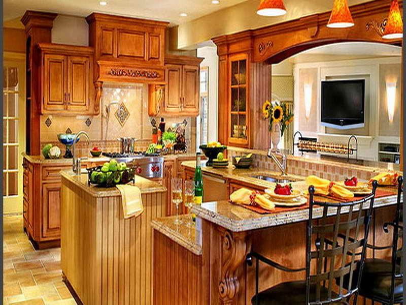 Great Kitchen Ideas Unique Design House Plans 74290