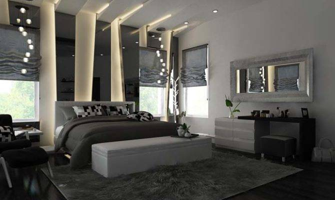 Great Modern Bedroom Design Ideas