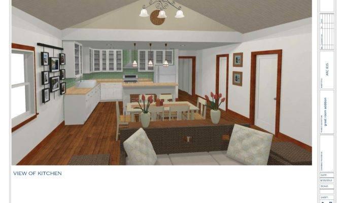 Great Room Addition Floor Plan Hello