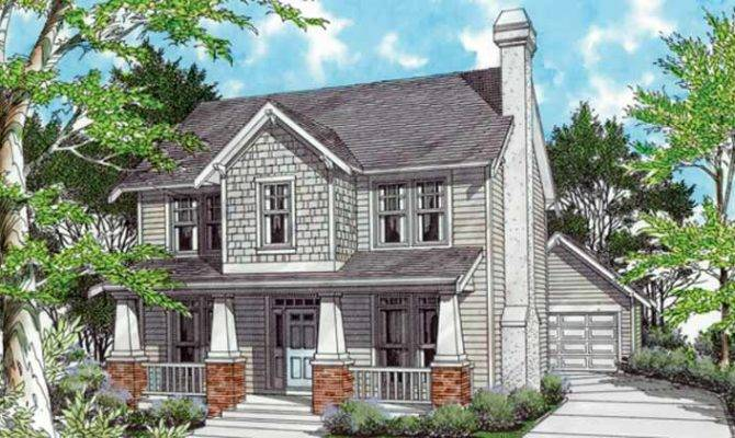 Great Story Bungalow Plan