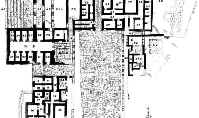 Greek Art Architecture Phaistos
