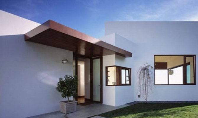 Greek Homes Designs Modern Desert