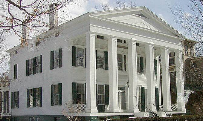 Greek Revival Architects