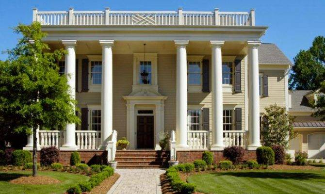 Greek Revival Architecture Hgtv