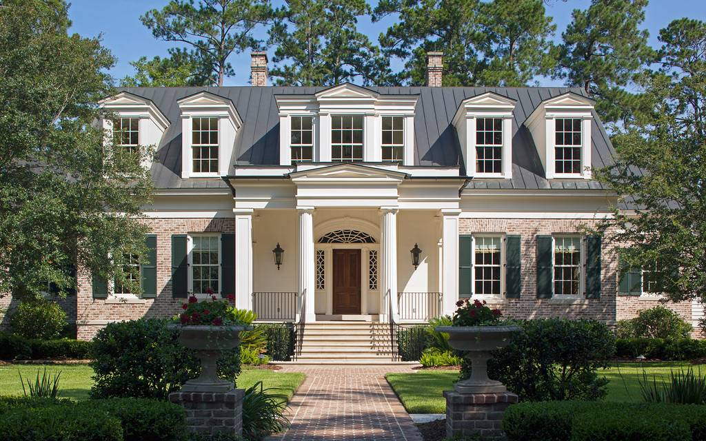 Greek Revival House Plans Small Knowledge Best Design ...