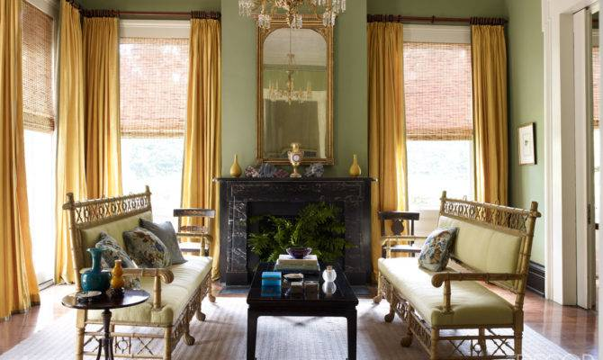 Greek Revival Interiors Julia Reed New Orleans House