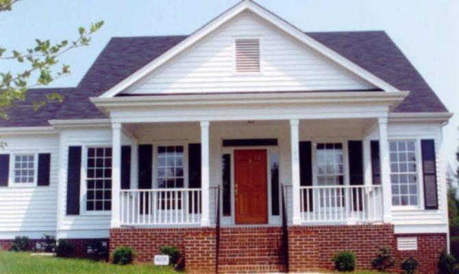 Greek Revival Style House Affair