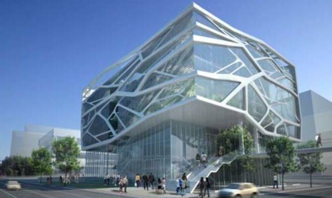 Green Architecture Design Gimpo Art Hall Gansam Partners