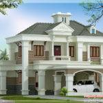 Green Architecture House Plans Kerala Home Design
