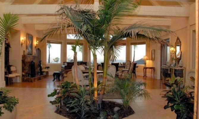 Green Atrium Your Custom Home