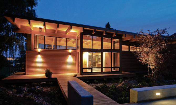 Green Home Building Pics Portland Seattle