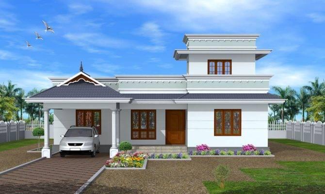 Green Homes Construction Single Floor Kerala Model House