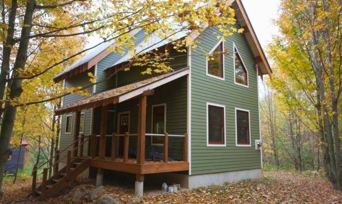 Green House Woods Bedroom Loft