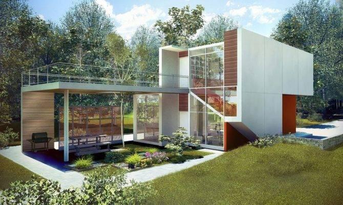 Green Housing Designs Interior Design