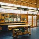 Green Roof Workshop Work Benches