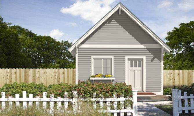 Green Tiny House Plans Wheels