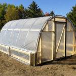 Greenhouse Hoop House Plans Easy Ebay House Plans 116100