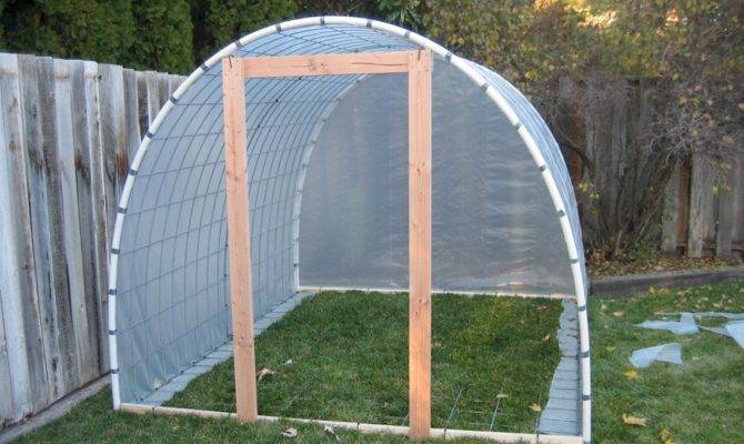 Greenhouse Structure Must Plan Ahead Hobby Plans