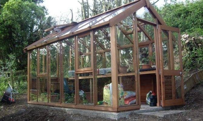 Greenhouses Harris Timber Products Ltd
