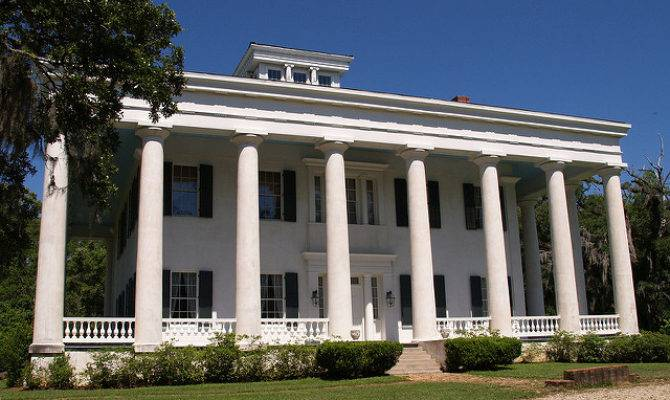 Greenwood Plantation House Louisiana Built