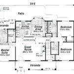 Grid Paper Drawing House Plans
