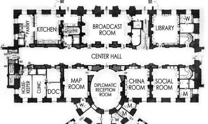 Ground Floor White House Museum
