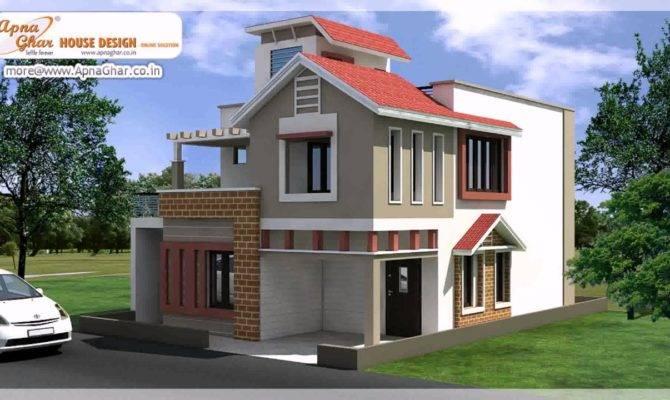Ground Plus One House Design Ethiopia Youtube