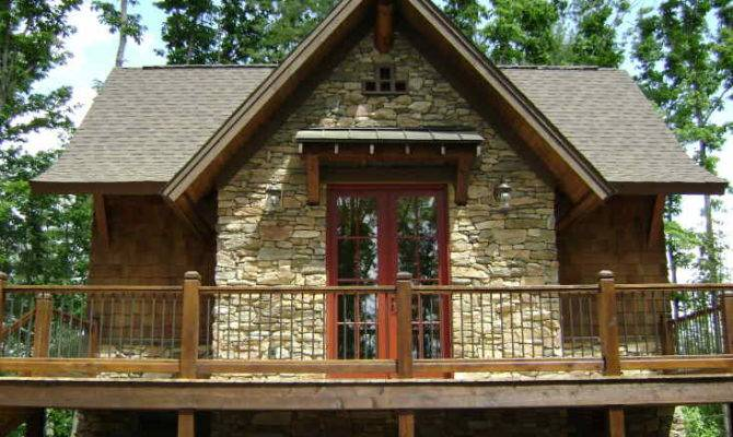 Guest Cottage Designed New Homeowners Building