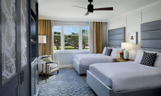 Guest House Room California Ritz Carlton Half