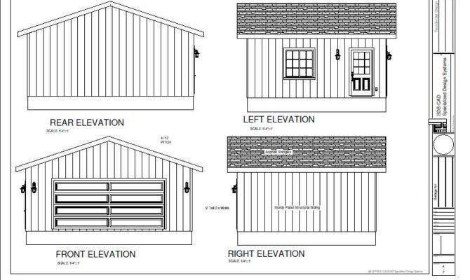 Guide Shed Building Plans Quick Easy