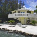 Gulf Coast Beachfront Pedestal Home Standing Since Florida Keys