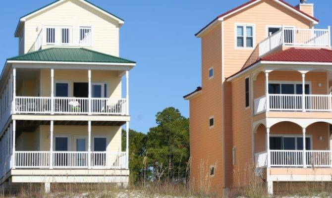 Gulf Coast Waterfront Beach Homes Sale Real