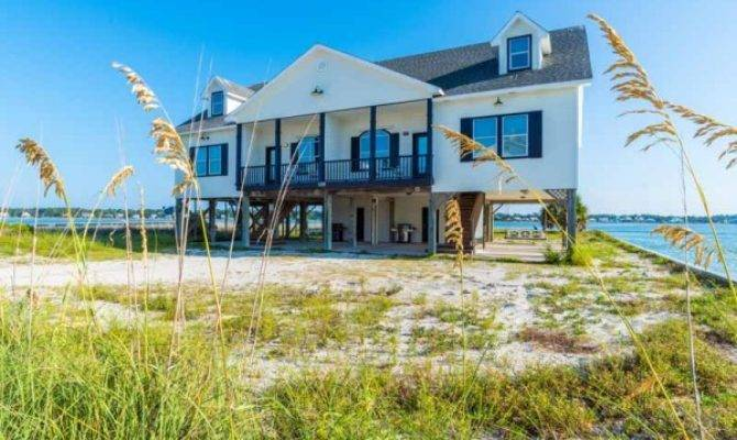 Gulf Shores Vacation Rental Beachhouse Rent