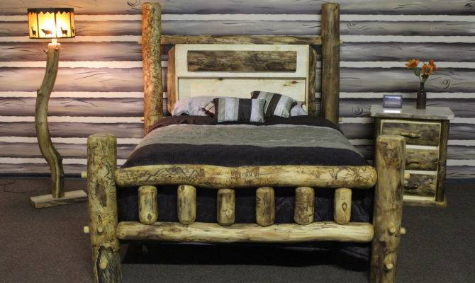 Gun Bed Special Edition Log Style