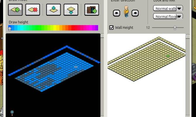 Habbo Floor Plan Editor Import Thecarpets