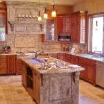Habitations Kitchen Designs Open Floor Plan