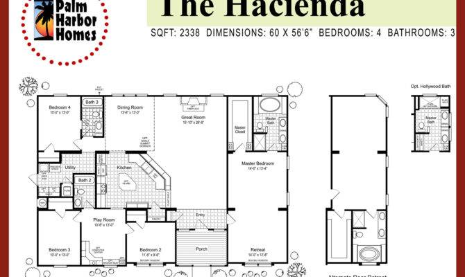 Hacienda Flex Palm Harbor Homes