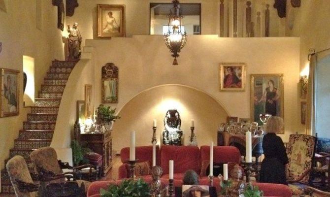 Hacienda Style Beautiful Spanish Combinations